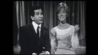 Trini Lopez & Vikki Carr - If I Had a Hammer  (Hullabaloo, 1964)