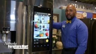 A Look at the Ultra-Cool Samsung 4-Door Flex Family Hub Refrigerator
