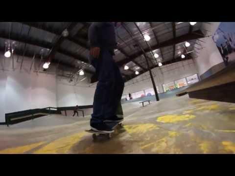 One Way Skatepark Lines @pacomaldonado