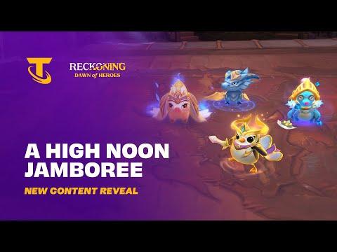 A High Noon Jamboree   New Content Reveal – Teamfight Tactics