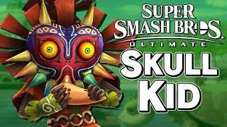 IS SKULL KID THE NEXT FIGHTER IN SMASH ULTIMATE!? - Super Smash Bros. – Aaronitmar - dooclip.me