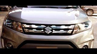 2017 Suzuki Vitara - Walk Around & Short Review
