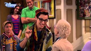 Gambar cover Liv and Maddie | Grandma Visits | Official Disney Channel UK