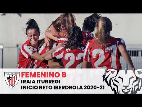 🎥 Femenino B – Iraia Iturregi – Balance de inicio de la temporada