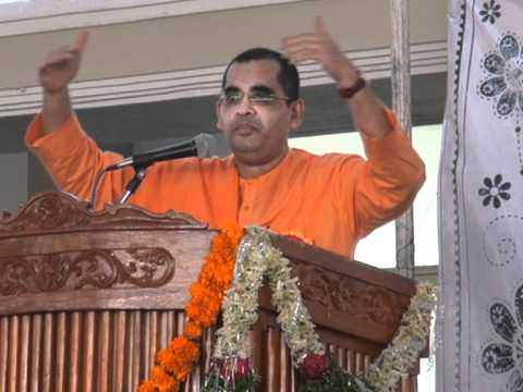 Create History | Swami Bodhamayananda