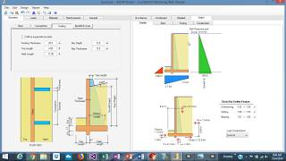 retaining wall design example - मुफ्त ऑनलाइन वीडियो