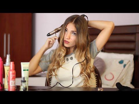 Tutorial: Ondas Naturales para el pelo | Natalia Merino