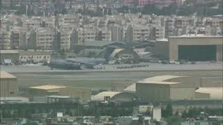 LIVE: A view of Kabul airport a day after twin blasts