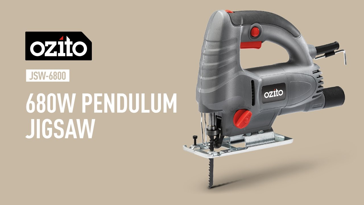 680w pendulum jigsaw ozito play youtube video greentooth Gallery