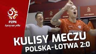 CO LEWANDOWSKI MÓWIŁ W PRZERWIE? Kadry Z Kadry: Polska – Łotwa