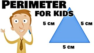 Perimeter for Kids | Math Lesson Video