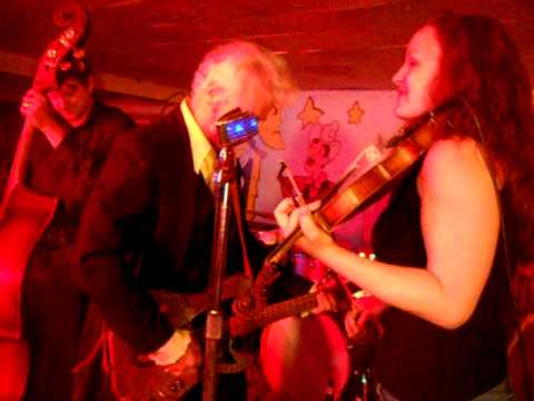 Dale Watson & Tara Dunphy at the Broken Spoke, Austin TX April 15 2011