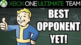 BEST OPPONENT YET! - Madden 15 Ultimate Team Gameplay | MUT 15 XB1 Gameplay
