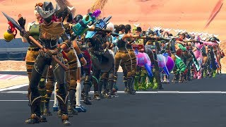 a whole server stood in line for this... (Fortnite FAILS & WINS #27)