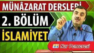 Mustafa KARAMAN - Münâzarat Dersleri İkinci Bölüm