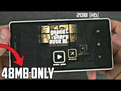 GTA 3 | 50MB Wait Cleo mod | Download on Android - смотреть онлайн