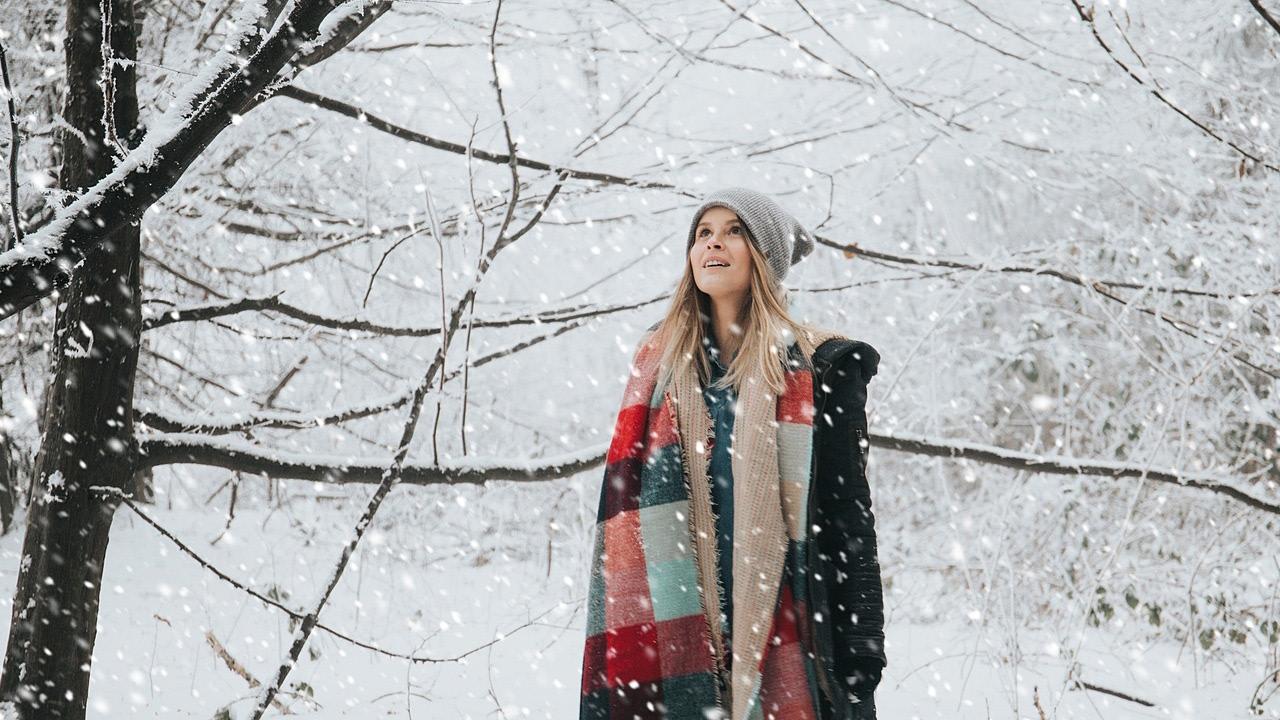 Realistischen Schneefall erstellen – Photoshop-Tutorial