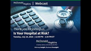 Is Your Hospital at Risk?