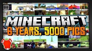 5000 MINECRAFT SCREENSHOTS in 6 YEARS?!
