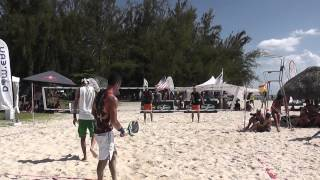 preview picture of video 'ITF G1 MAURITIUS Mars 2014 Flic en flac Movie 5'
