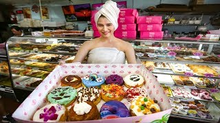 If I Lived in a Donut Shop!