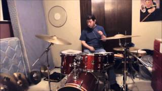 Toad the Wet Sprocket -  Hold her down  - Drum Cover