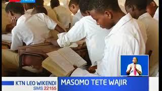 Shule 10 zimefungwa,13 zikijumuishwa kuwa shule moja kufuatia utovu wa usalama Wajir mashariki
