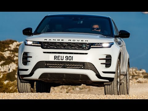 2020 Range Rover Evoque R-Dynamic S – Driving footage