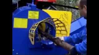 Klapi-Tuiko / Klapikone / Firewood processor / Holzspalter