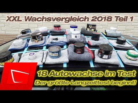 XXL Autowachsvergleich Soft99, Collinite, R222, Swissvax, Bilt Hamber, Herrenfahrt, Petzoldts Teil 1