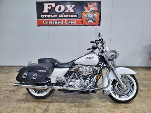 2004 Harley-Davidson FLHRCI Road King® Classic in Sandusky, Ohio - Video 1