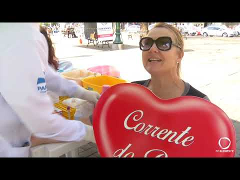 No Dia Mundial do doador de Medula Óssea foram realizadas ações para atrair novos doadores