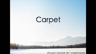 예성 (YESUNG) X 범키 (BUMKEY) 'Carpet' Piano Cover