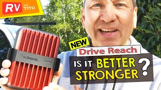 NEW Weboost DRIVE REACH vs Drive 4G-X Cell Phone Booster Review (2019)