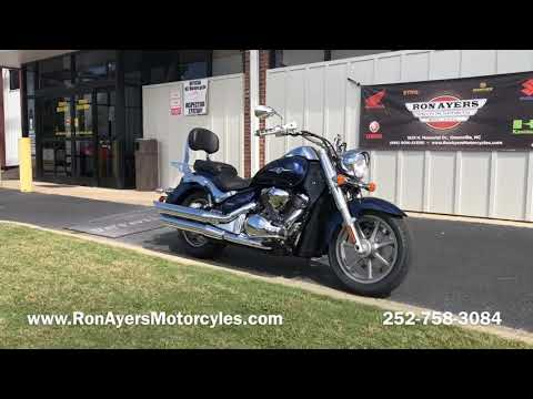 2013 Suzuki Boulevard C90 in Greenville, North Carolina - Video 1