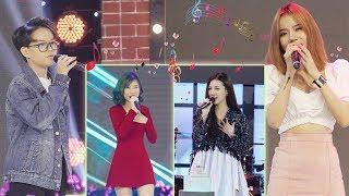 """Khi những cô nàng """"TRIỆU VIEW"""" Yến Xesi, Lyly, Amee, Ngọc Dolil so kè giọng """"HÁT LIVE""""?   SĐCT 3"""