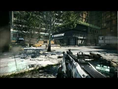 Stunning Gameplay Footage of Crysis 2 Running on Nvidia's Mystery GPU for Notebooks