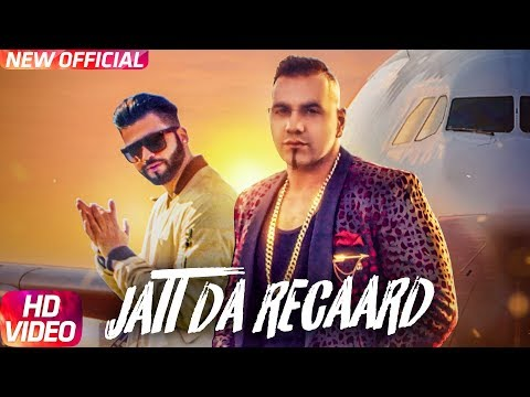 Jatt Da Recaard Full Video | Harj Nagra | Benny Dhaliwal | Latest Punjabi Song 2017 | Speed Records