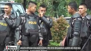 Aksi Bela Rakyat 121 Juga Dilakukan BEM Kota Padang  INews Siang 12/01