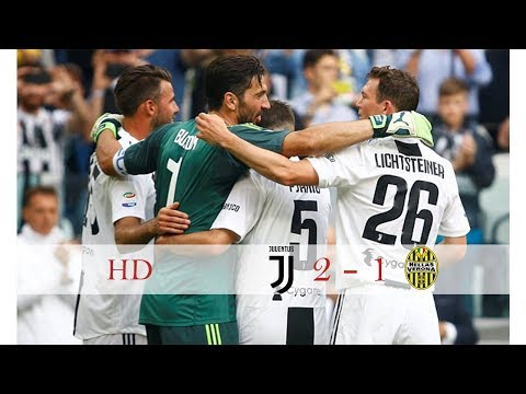 juventus vs hellas verona 2-1(Goals & Highlights)19 May,2018Latest Football Match Update 2018