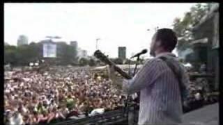 Dave Matthews Band - Live 8 - American Baby (2005-07-02)