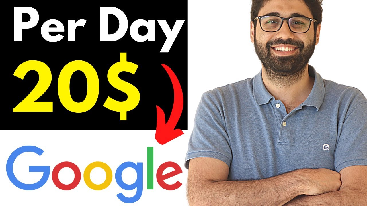 Make 20$ Each Day From Google (Step By Action For Newbies) thumbnail