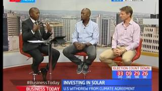 Investing in solar energy: What small businesses in Kenya can take advantage of