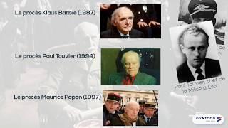 Les Historiens et les mémoires de la Seconde Guerre Mondiale