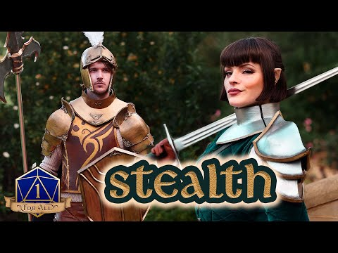 Stealthy Approach | 1 For All | D&D Comedy Web-Series