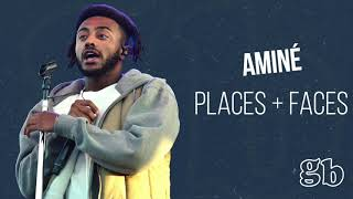 Aminé   Places + Faces Freestyle