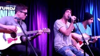 All Time Low- Somewhere in Neverland (acoustic)