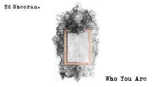 Ed Sheeran - Who You Are in the Radio 1 Live Lounge [Lyrics]