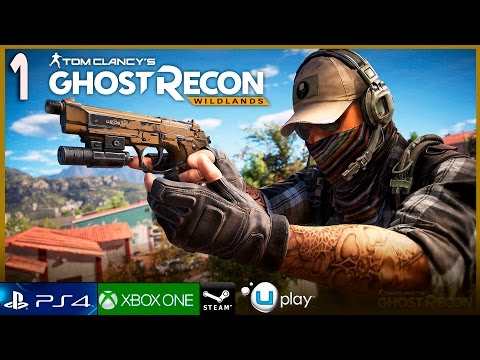 Gameplay de Tom Clancys Ghost Recon Wildlands Gold Edition