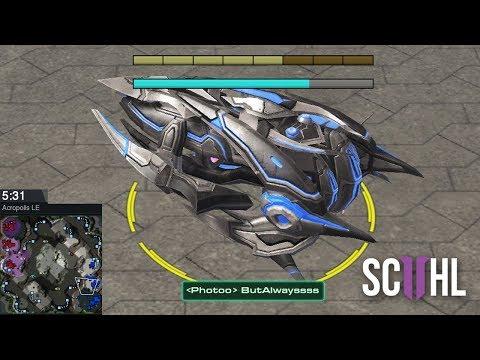 5 MINUTE CARRIER RUSH! - Starcraft 2: Reynor vs. ButAlways